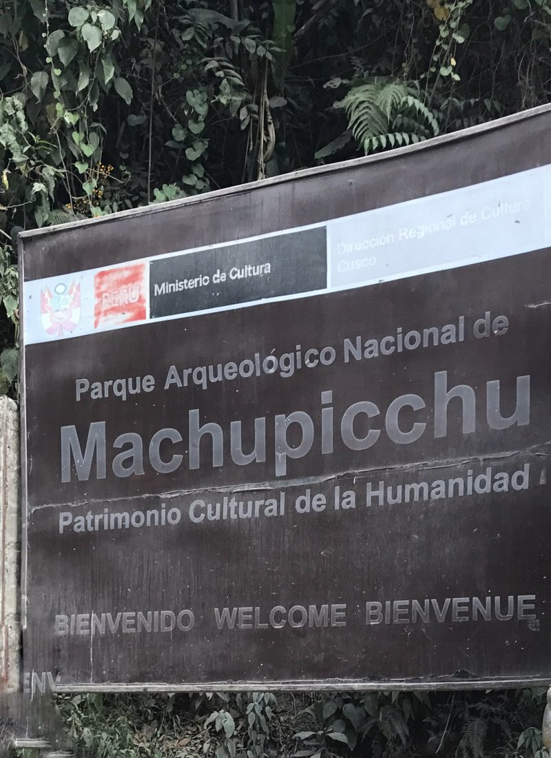 Follow Me On My Trip To Machu Picchu!