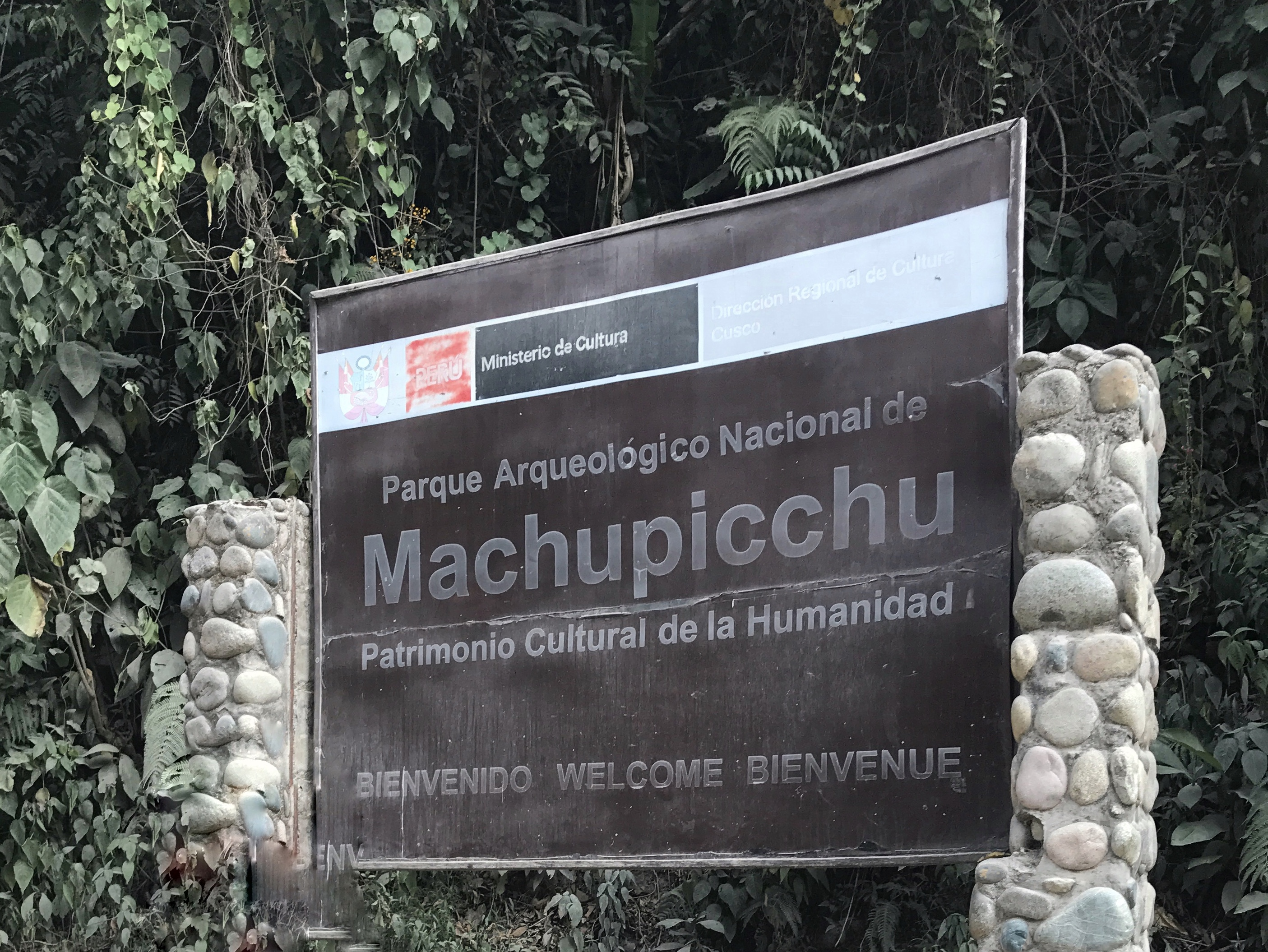 Travel to Peru to visit Machu Pichu