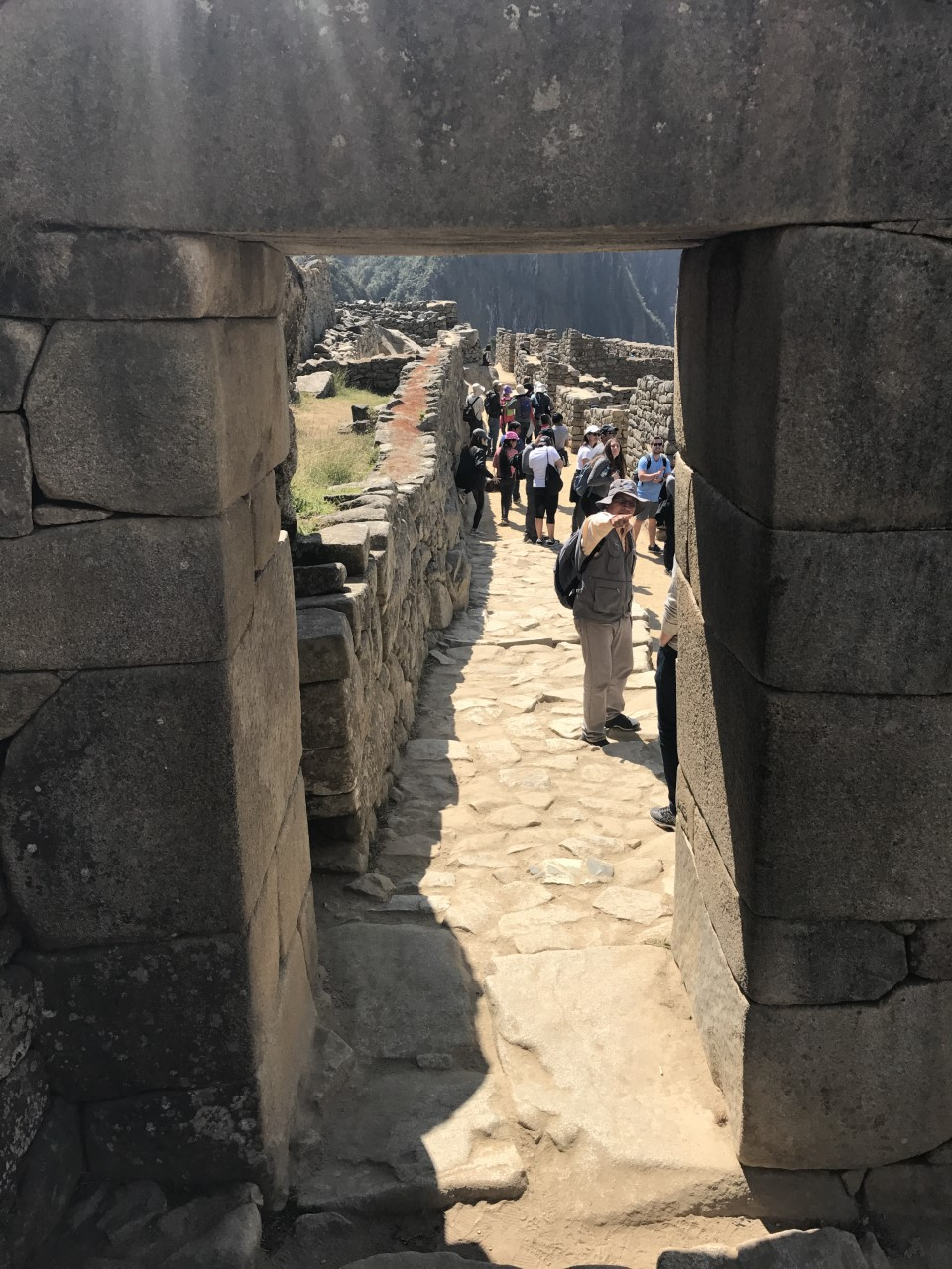 Travel to Machu Picchu