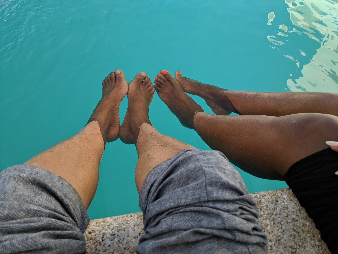 feet - FOLLOW ME ON MY TRIP TO SENEGAL