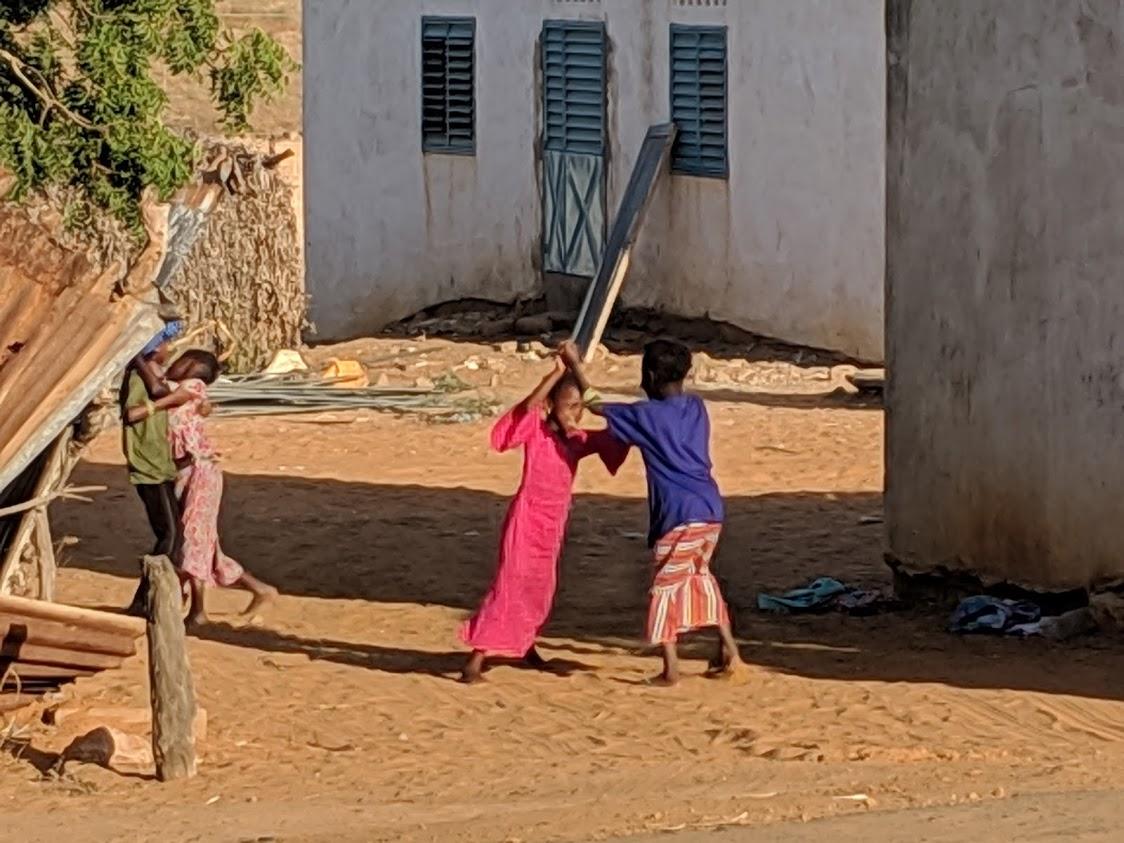 kids in senegal - Follow Me On My Trip To Senegal