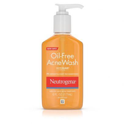 neutrogena - Skin Care at 50: My Fav Products