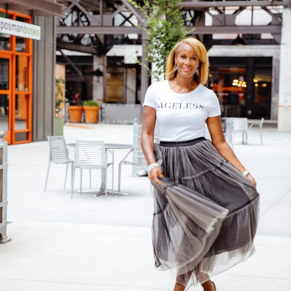 Ageless website 2 600x600 - Stylish Ways to Wear A Graphic Tee When You're Over 50
