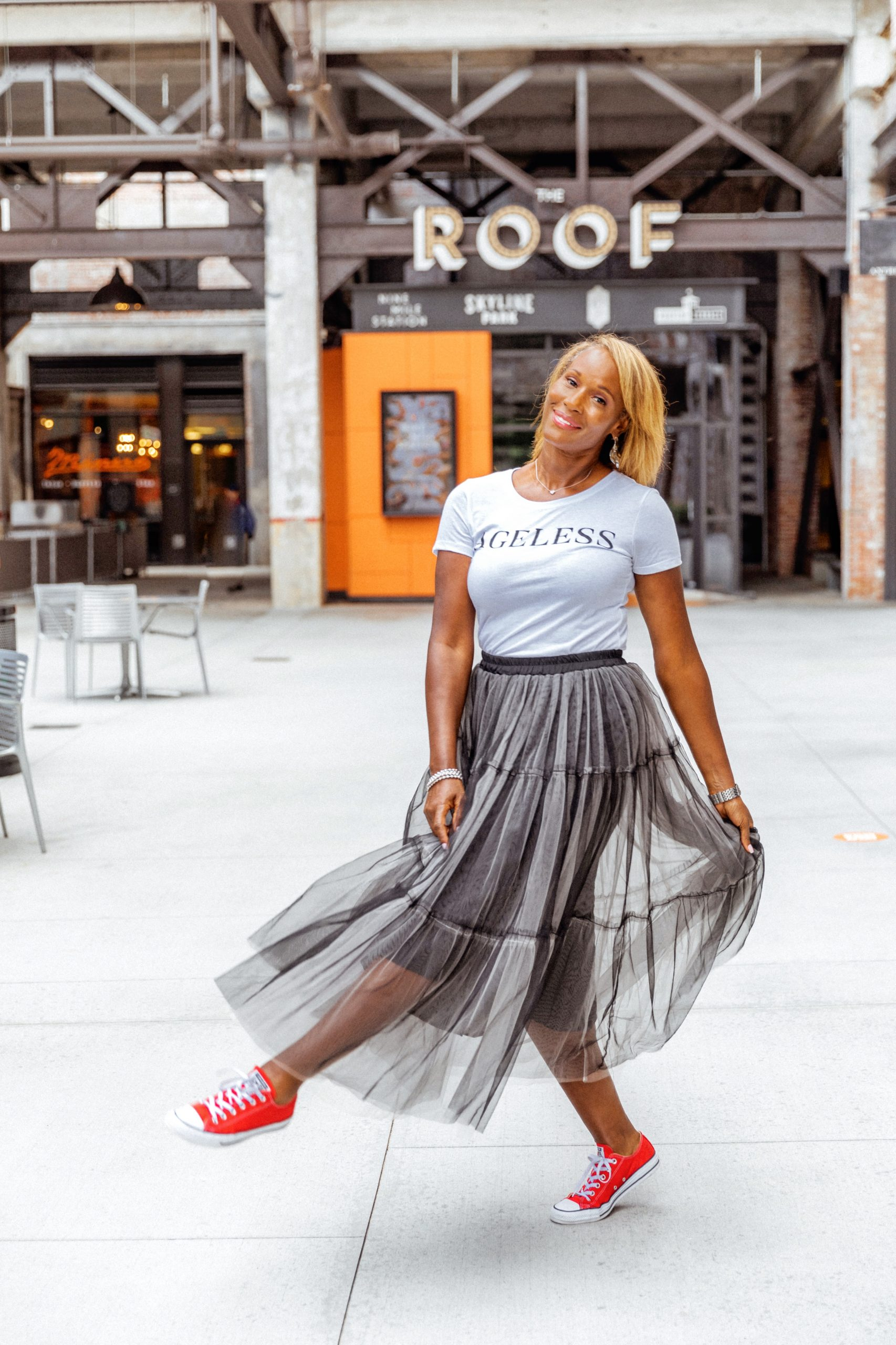 Ageless website 4 scaled - Stylish Ways to Wear A Graphic Tee When You're Over 50