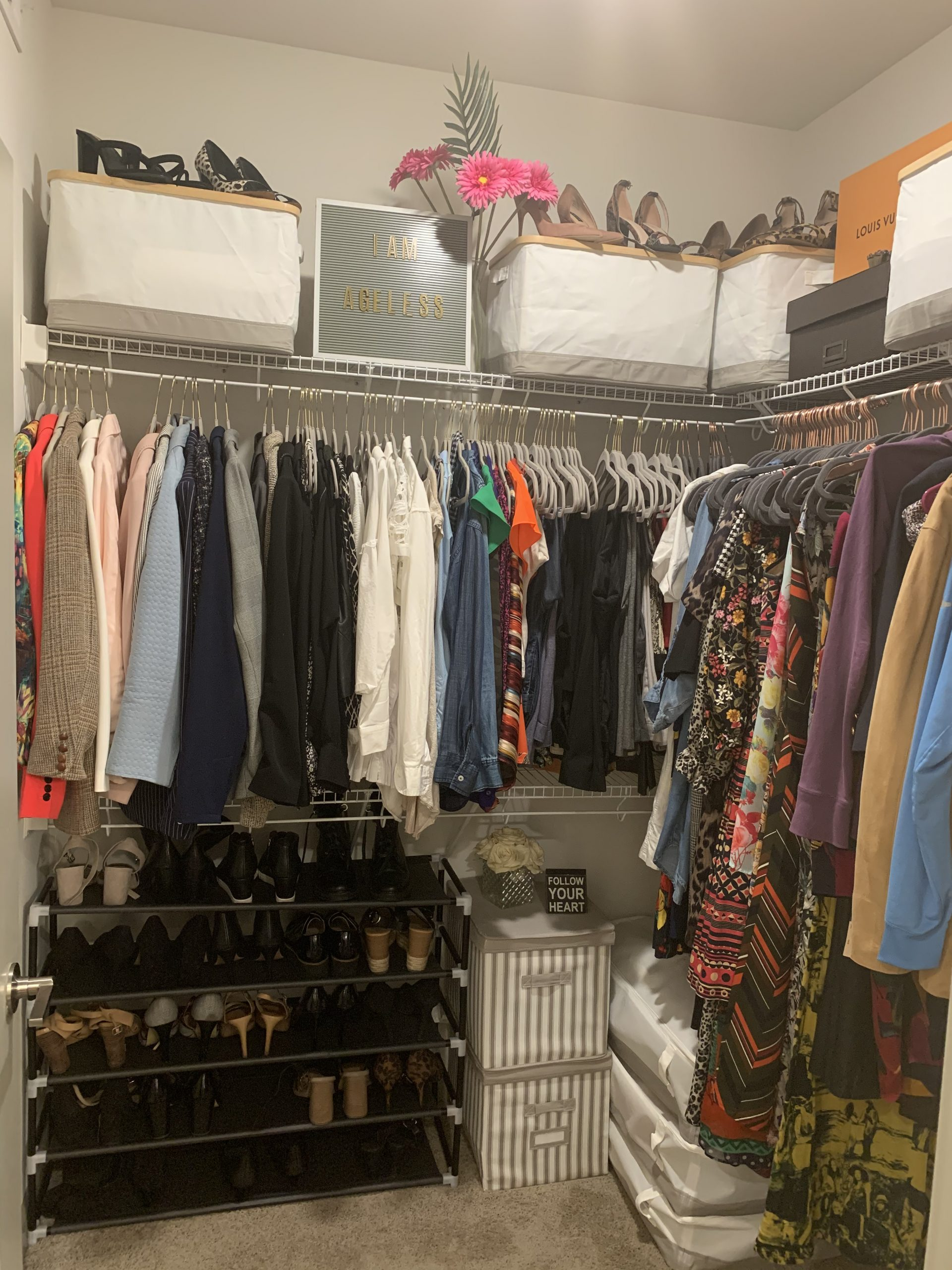 IMG 5313 scaled - Easy Apartment Closet Organization Tips